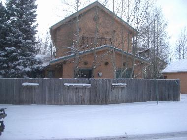 Winter park colorado vacation home rental eisenhower 142 for Winter cabin rentals colorado